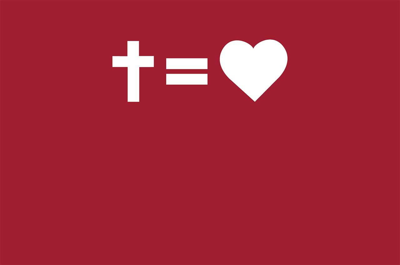 Kreuz ist Liebe